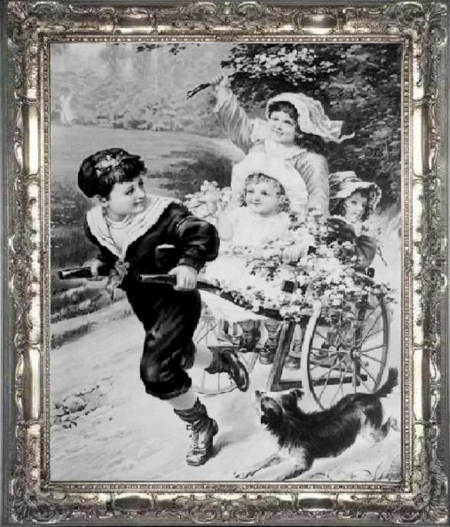 Каталог колясок для детей с рождения до 4-х лет.