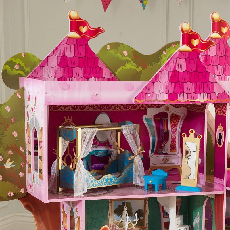 Кукольный домик для кукол эвер афтер хай своими руками
