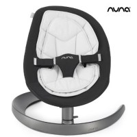 Nuna Шезлонг Leaf Curv Rocker French Grey